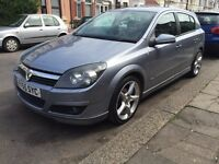 Vauxhall Astra SRi+ 1.8 crown model not BMW Mercedes Honda Civic jazz Toyota Yaris Prius Golf polo