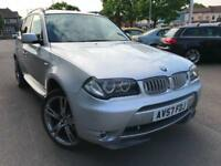 BMW X3 3.0sd AUTO 2007 M Sport - Unreal perfomace TWIN TURBO 0-60 6.8 seconds