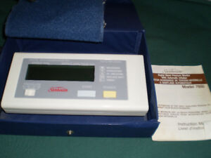 Sunbeam 7650 Automatic Inflation Digital Blood Pressure Monitor