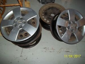 Chevy / GM Steel Rims & wheel covers