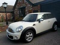 2012 MINI ONE 1.6 PETROL WITH WINTER PACK, TRULY IMMACULATE, 07779878322