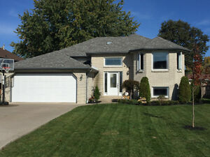 OPEN HOUSE SUNDAY- WALK TO LAKE, BEACH, TRAILS - BELLE RIVER