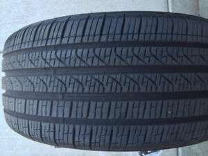 2 new take off 225/40/18 PIRELLI cinturato p7 RUN FLAT tires ,,,