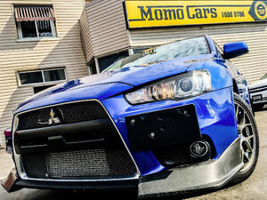 2009 Mitsubishi Lancer Evolution MR Sedan - Momo Cars