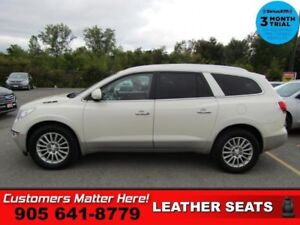2011 Buick Enclave CXL  AWD LEATHER POWER-SEATS HEATED SEATS