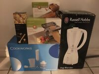 Kitchen appliances hardly used - £30 the lot!
