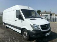 *BUY NOW FROM £62 P/WEEK* WHITE MERCEDES-BENZ SPRINTER 2.1 313 CDI LWB