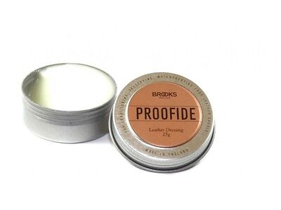 Fat for selle Brooks 40 G/PROOFIDE LEATHER DRESSING 40 g