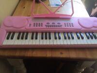 Girls large keyboard