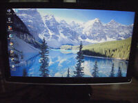 22 inch Dell led monitor