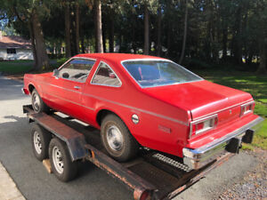 1980 Plymouth Volare Duster