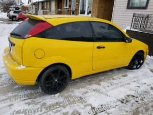 07 Ford Focus with 150000 on it