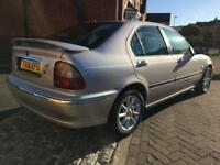2001 Rover 45 1.6 Impression S 5 Door Leather M.O.T 08/18 Bargain