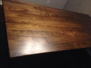 Rustic Dining table London Ontario image 5