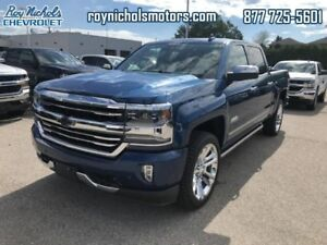 2018 Chevrolet Silverado 1500 High Country  - Navigation