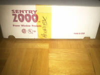 SENTRY 2000 MOTOR SYSTEM ELECTRICAL/MECHANICAL FOR SKYLIGHT