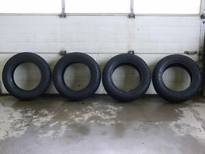 "16"" WINTER TIRES *** 225/60R16 *** BRIDGESTONE BLIZZAKS"