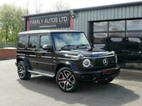 2019 Mercedes-Benz G Class G63 5dr 9G-Tronic ESTATE Petrol Automatic