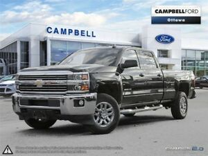 2016 Chevrolet SILVERADO 2500HD LT 4x4-LOADED-V-8-WARRANTY
