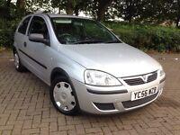 2006 Vauxhall Corsa 1.0 Life Twinport 3 Door Hatchback 12 Months MOT