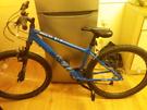 good condition bike apollo blue bike