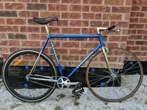 High End Cramerotti Road Bike Fixie