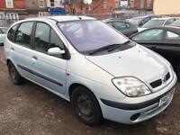2001/Y Renault Scenic 1.6 16v auto Expression LONG MOT EXCELLENT RUNNER