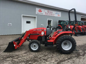 SWING INTO SPRING SALE! - Massey Ferguson 39hp - SAVE $4000!
