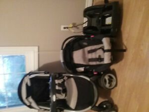 GRACO 3 IN ONE STOLLER SYSTEM