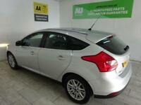 SILVER FORD FOCUS 1.6 TITANIUM TDCI 115 ***FROM £149 PER MONTH***
