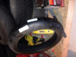 brand new tire 120/70zr17