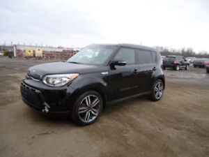 2015 Kia Soul SX Luxury Sedan