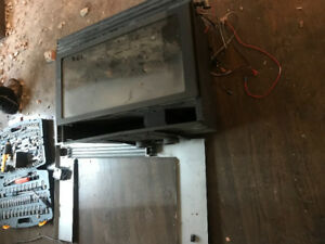 Free gas fireplace