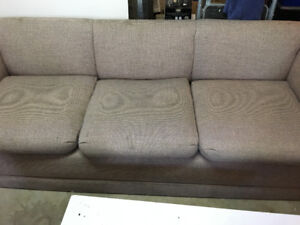 Matching couch and four chairs