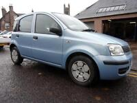 FIAT PANDA 1.1 active 2009 Petrol Manual in Blue