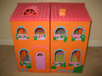 Great Gift *Dora Magical Welcome House* with sound effects!