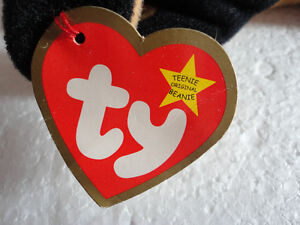 NEW TY Sting the Ray plush toy collectible beanie baby London Ontario image 2
