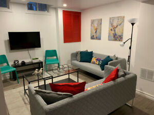 2 Bedroom - Fully Furnished - Newly Constructed- Avail Aug 1st