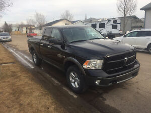 2013 Dodge Ram 1500 Outdoorsman Quad Cab $20,500OBO