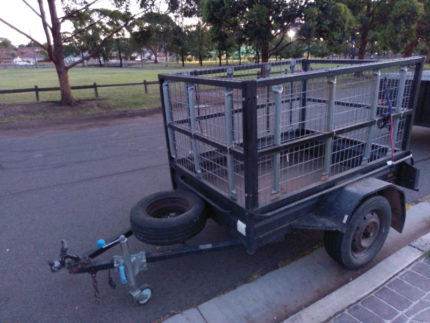 $50 FOR 2 DAYS TRAILER HIRE. Lakemba Canterbury Area Preview