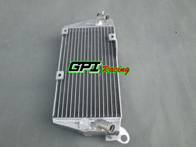 Aluminum Radiator Kawasaki KLR650 KLR 650 1987 1988 1989 1990-2007 06 05 04 03
