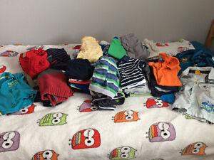 Lot de vêtements 18 mois