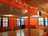 Studio Rental for Dance, Yoga, Acting Class or Massage Therapy/