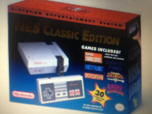 wanting to buy nes classic or snes classic in box