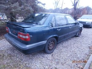 parting out 1998   VOLVO 850 gl turbo