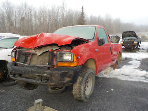 2000 Ford F-350 Now Available At Kenny U-Pull Cornwall