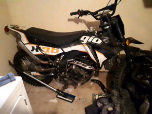 trade dirt bike for car or suv