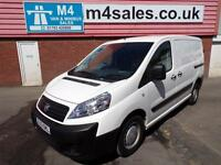 Fiat Scudo BUSINESS MULTIJET SWB LOW ROOF 1.6 HDI LOW MILES
