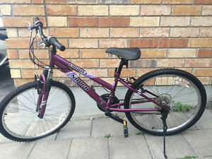 "Norco Groove 24"" girls bike. Excellent condition."