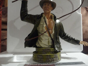 Indiana Jones Collectible  Bust West Island Greater Montréal image 3